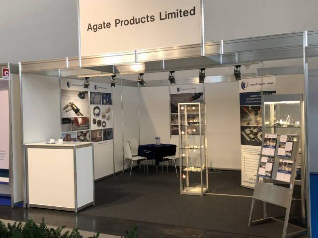 APL exhibits at Ceramitec 18′